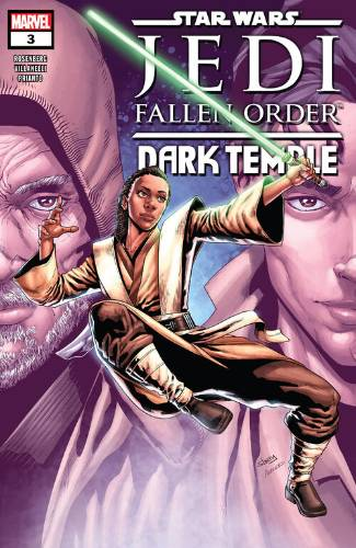 Jedi Fallen Order: Dark Temple #3