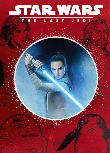 The Last Jedi (Disney Die-Cut Classic)