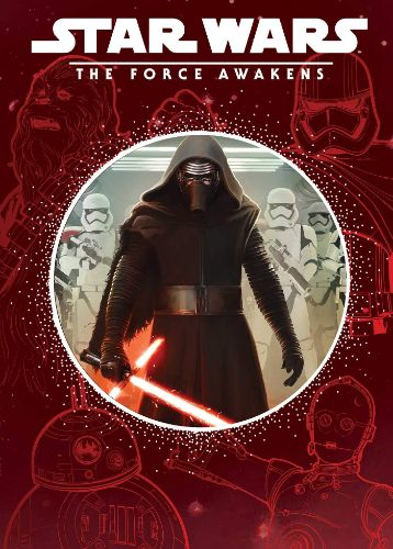The Force Awakens (Disney Die-Cut Classic)