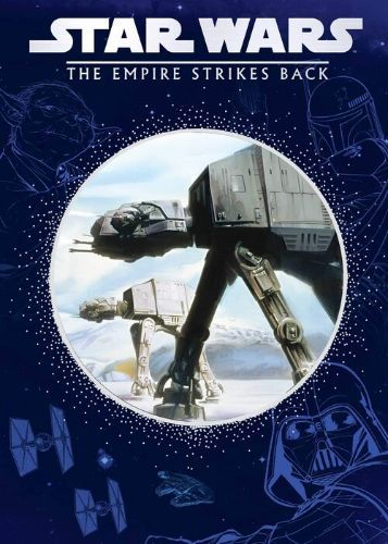 The Empire Strikes Back (Disney Die-Cut Classics)