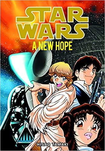 Star Wars: A New Hope Manga
