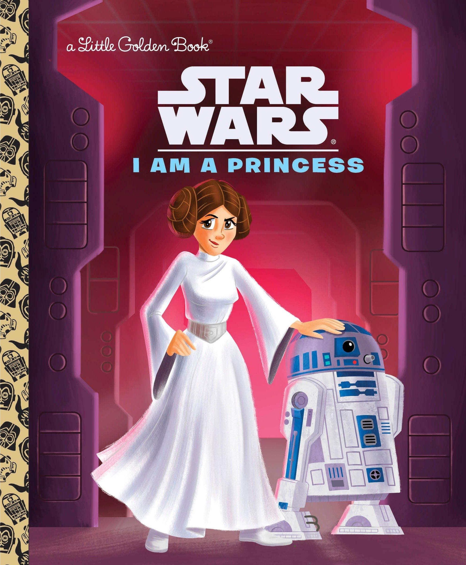 I Am a Princess (Little Golden)