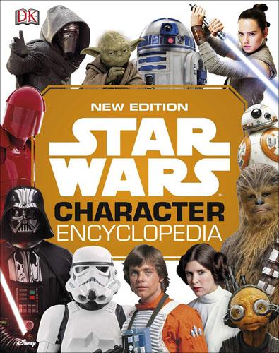 Character Encyclopedia: New Edition