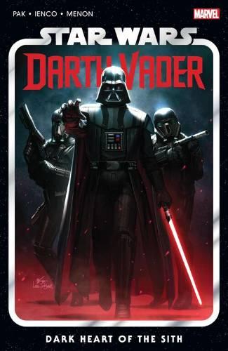 Darth Vader (2020) Vol. 01: Dark Heart of the Sith (Trade Paperback)