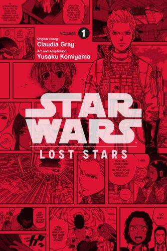Lost Stars: Volume 1 (Manga)