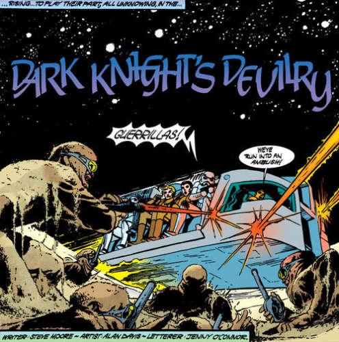 Dark Knight's Devilry