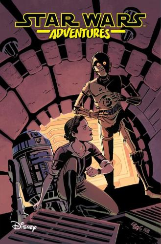 Star Wars Adventures (2017) Vol. 09: Fight The Empire! (Trade Paperback)
