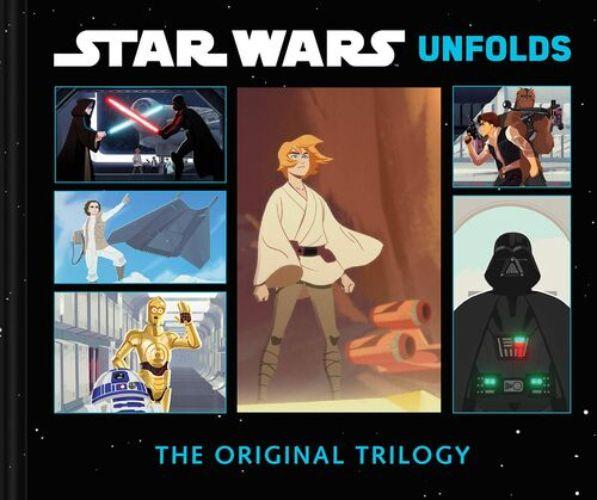 Star Wars Unfolds: The Original Trilogy