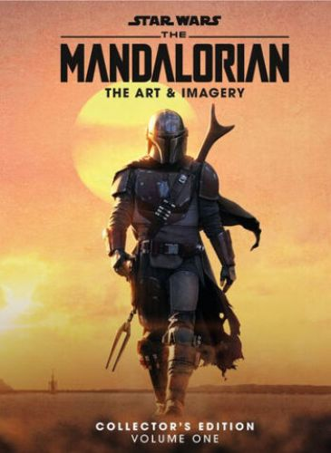 The Mandalorian: The Art and the Imagery Collector's Edition Book: Volume One
