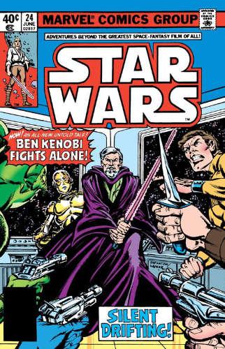 Star Wars (1977) #24: Silent Drifting