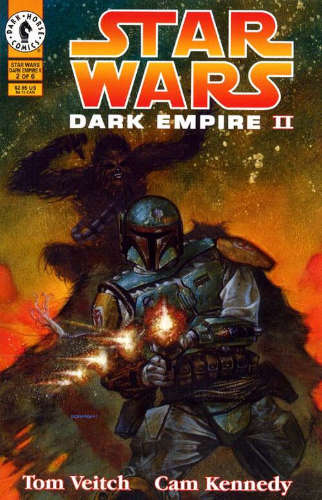 Dark Empire II #2: Duel on Nar Shaddaa