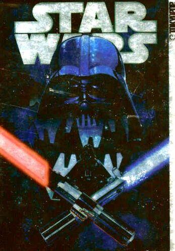 Star Wars Manga: Silver