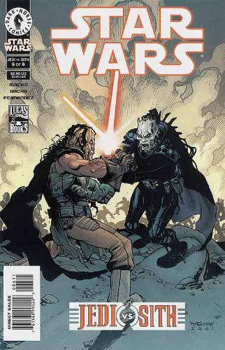 Jedi vs. Sith #6