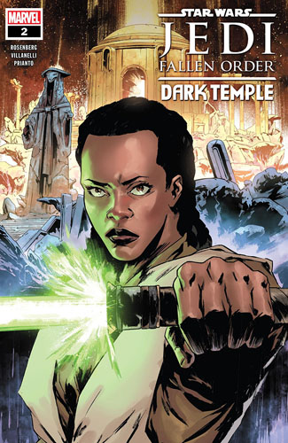 Jedi Fallen Order: Dark Temple 2
