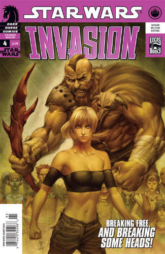 Invasion: Refugees #4