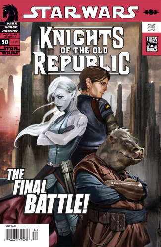 Knights of the Old Republic #50: Demon, Part 4