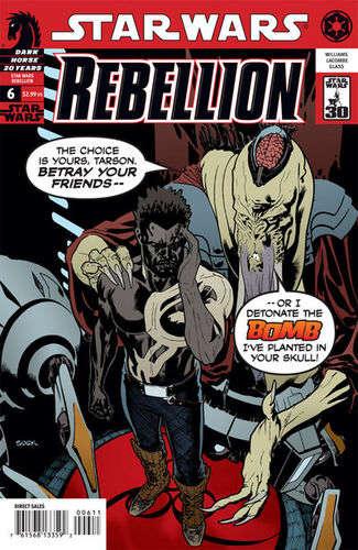 Rebellion #06: The Ahakista Gambit, Part 1