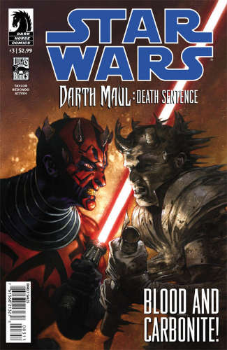 Darth Maul: Death Sentence #3