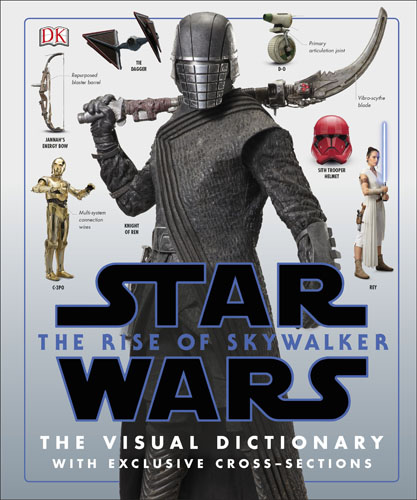The Rise Of Skywalker: Visual Dictionary
