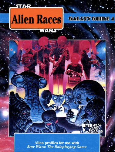 Galaxy Guide 4: Alien Races