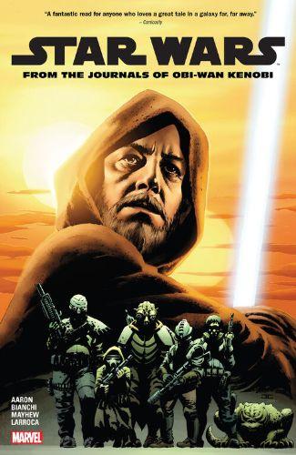 From the Journals of Obi-Wan Kenobi