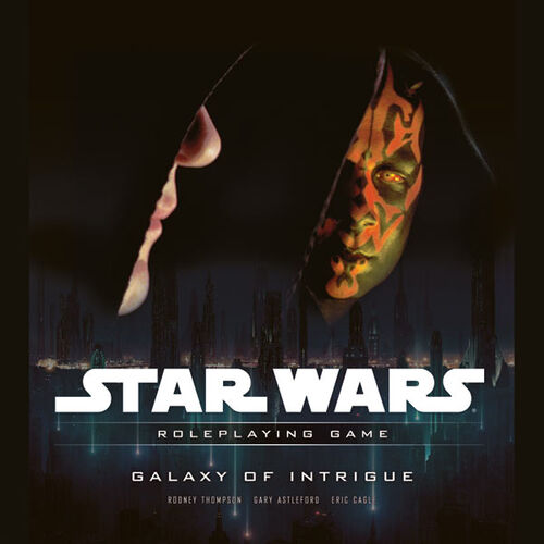 Star Wars Roleplaying Game: Galaxy Of Intrigue