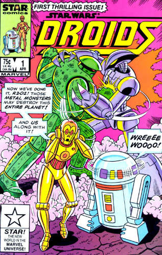 Star Wars Droids #1: The Destroyer