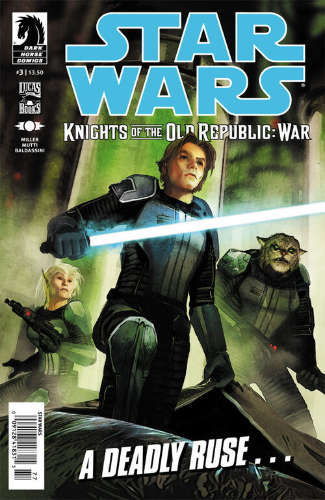 Knights of the Old Republic: War #3
