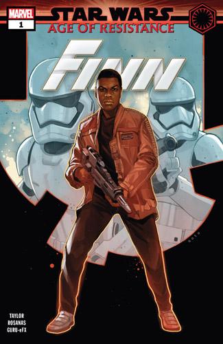 Age Of Resistance: Finn