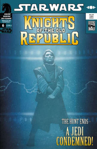 Knights of the Old Republic #06: Commencement, Part 6