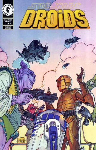 Star Wars Droids: The Kalarba Adventures #2
