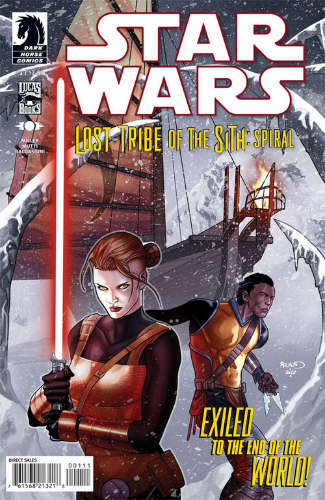 Lost Tribe of the Sith: Spiral #1