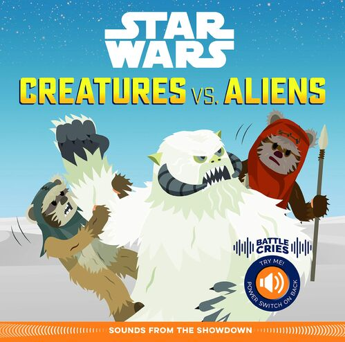 Creatures Vs. Aliens