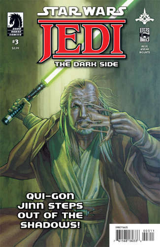 Jedi: The Dark Side #3