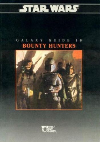 Galaxy Guide 10: Bounty Hunters