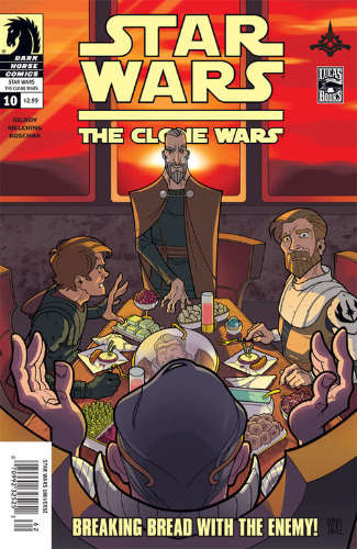 The Clone Wars #10: Hero of the Confederacy, Part 1