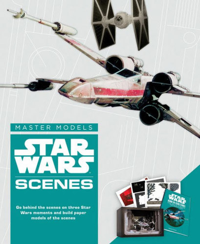 Star Wars Master Models: Scenes