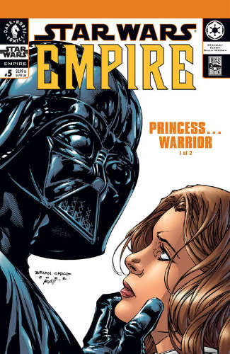 Empire #05: Princess... Warrior, Part 1