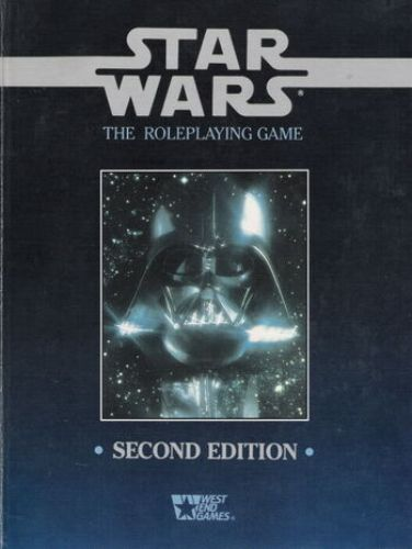 Star Wars: The Roleplaying Game: Second Edition