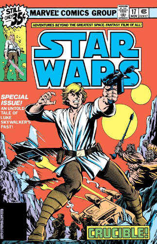 Star Wars (1977) #17: Crucible