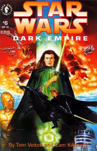 Dark Empire #6: The Fate of a Galaxy