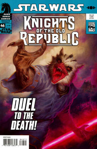 Knights of the Old Republic #46: Destroyer, Part 2