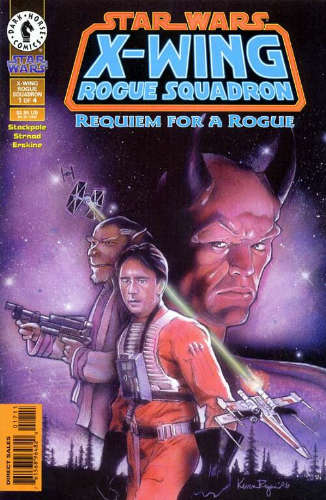 X-Wing Rogue Squadron #17: Requiem for a Rogue, Part 1