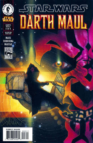 Darth Maul (2000) #3
