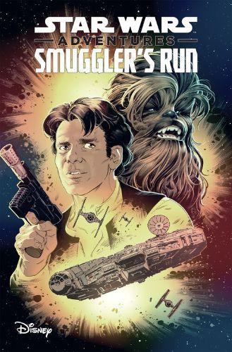 Star Wars Adventures: Smuggler's Run (Trade Paperback)