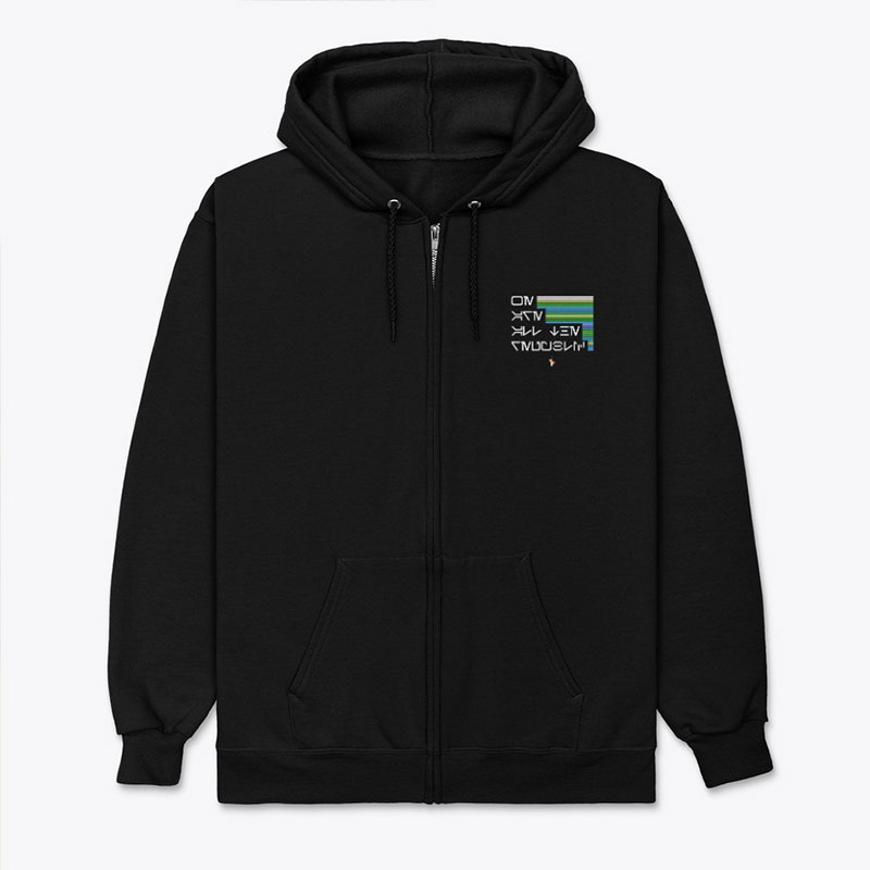 The Light Shines Hoodie