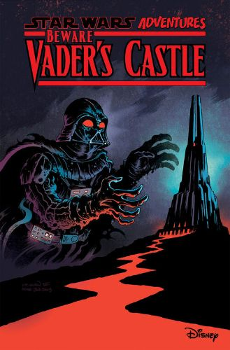 Star Wars Adventures: Beware Vader's Castle Hardcover Omnibus
