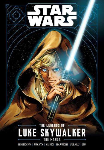 The Legends Of Luke Skywalker (Manga)