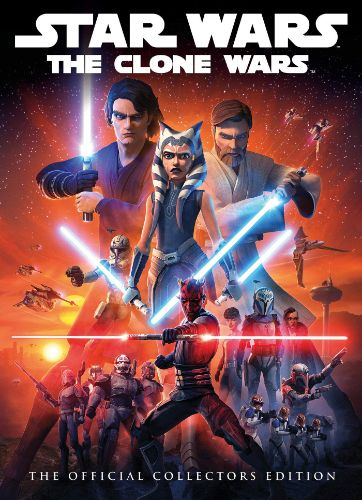 The Clone Wars The Official Collector's Edition