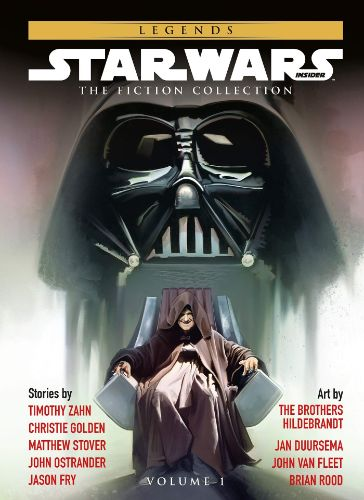 Star Wars Insider: The Fiction Collection: Volume #1